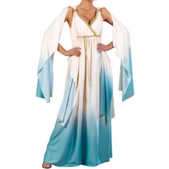 M_5b973948a5d7c67cb49bcb88  sc 1 st  Poshmark & Spirit Halloween Other | Detailed Adult Goddess Costume S | Poshmark